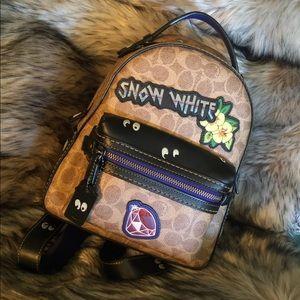 Coach X Disney Dark Fairytale Backpack
